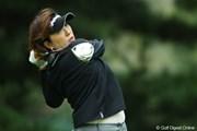 2009年 日本女子オープン3日目 福嶋晃子