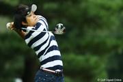2009年 日本女子オープン3日目 野村敏京