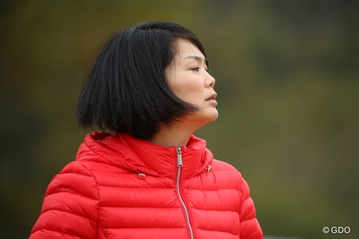 オリオリ発見。 2017年 ヤマハレディースオープン葛城 2日目 藤野オリエ