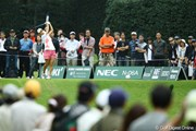 2009年 日本女子オープン3日目 上田桃子