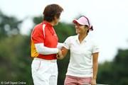 2009年 日本女子オープン3日目 宮里藍