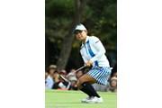 2009年 日本女子オープン最終日 横峯さくら