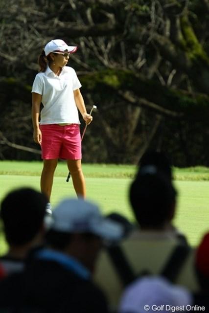 2009年 日本女子オープン最終日 宮里美香 今日は美香ちゃんの日じゃなかったのかなぁ。見てて少し可哀想になりました。夢は大きく全米女子オープン制覇に向けてがんばれ!!