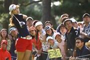 2009年 日本女子オープン最終日 上田桃子