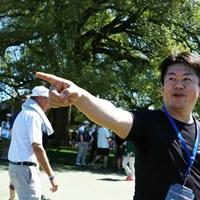 「そんなにゴルフ好きの人ばかりじゃないと思った。もう文化だよね」とマスターズの雰囲気を表現したホリエモン 2017年 マスターズ 事前 堀江貴文
