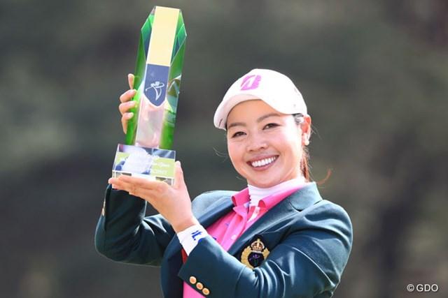 西山ゆかりが上田桃子とのプレーオフに競り勝ち、ツアー2勝目を挙げた