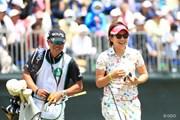 2017年 KKT杯バンテリンレディスオープン 最終日 成田美寿々