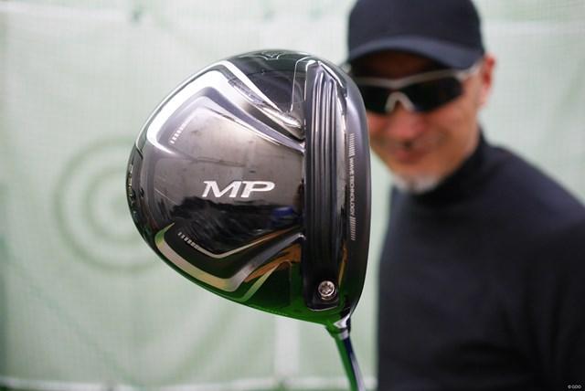 アスリート憧れのMPシリーズ最新のドライバー「ミズノ MP TYPE-2 ドライバー」をマーク金井が徹底検証