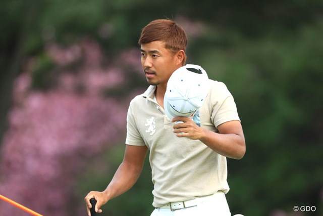 2017年 パナソニックオープンゴルフチャンピオンシップ 初日 小平智 小平智は初日に5アンダーをマーク。今季初勝利へ首位に2打差のスタートを切った
