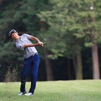ボールの高さを抑えた? 2017年 パナソニックオープンゴルフチャンピオンシップ 初日 星野陸也