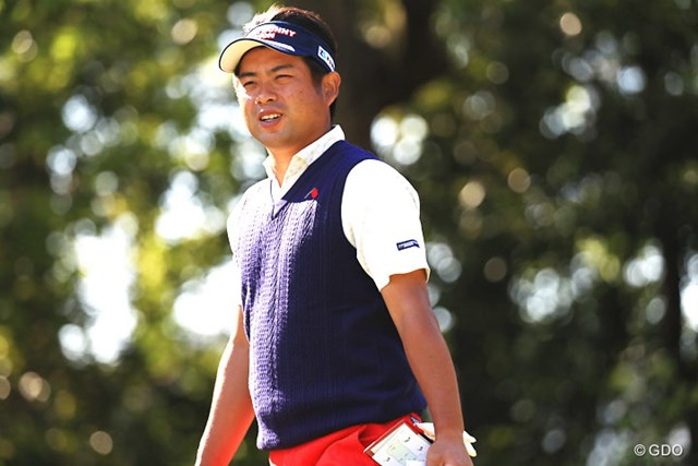 2017年 パナソニックオープンゴルフチャンピオンシップ 初日 池田勇太 お疲れの様子なのかな