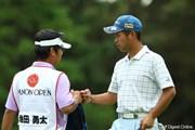 2009年 キヤノノープン2日目 池田勇太