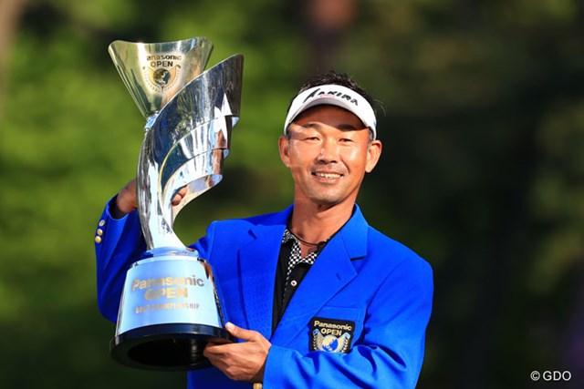 久保谷健一が宮本勝昌とのプレーオフに競り勝ち7勝目を挙げた