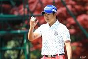2017年 パナソニックオープンゴルフチャンピオンシップ 最終日 今平周吾