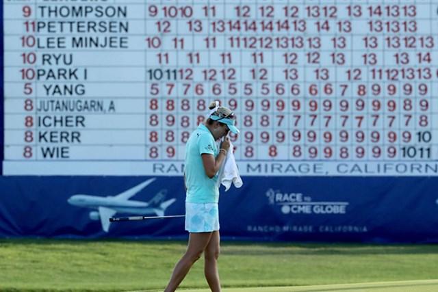 レキシー騒動を受けゴルフルールに新裁定が加わることになった(David Cannon/Getty Images)※画像は「ANAインスピレーション」最終日