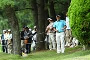 2009年 キヤノンオープン2日目 井上信