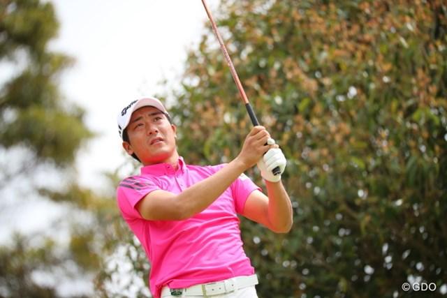 日本からは竹安俊也が出場する※写真は2017年東建ホームメイトカップ