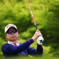 佐々木慶子かと思ったら違った。 2017年 サイバーエージェント レディスゴルフトーナメント 初日 槇谷香