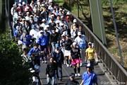 2009年 SANKYOレディースオープン 初日 宮里藍、有村智恵、原江里奈