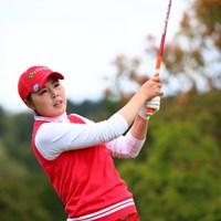 今週は妹も?アマチュアとして出場してるよ。 2017年 サイバーエージェント レディスゴルフトーナメント 初日 高橋恵