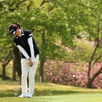ショートゲームが生命線でしょ。 2017年 サイバーエージェント レディスゴルフトーナメント 初日 北田瑠衣