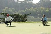 2009年 ザ・プレジデンツカップ2日目K.ペリー&石川遼