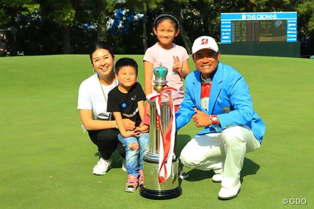 お姉ちゃんは藍ちゃんにソックリ?宮里優作は名古屋在住の家族と地元優勝を喜んだ