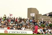2009年 キヤノンオープン3日目 10番ティグラウンド