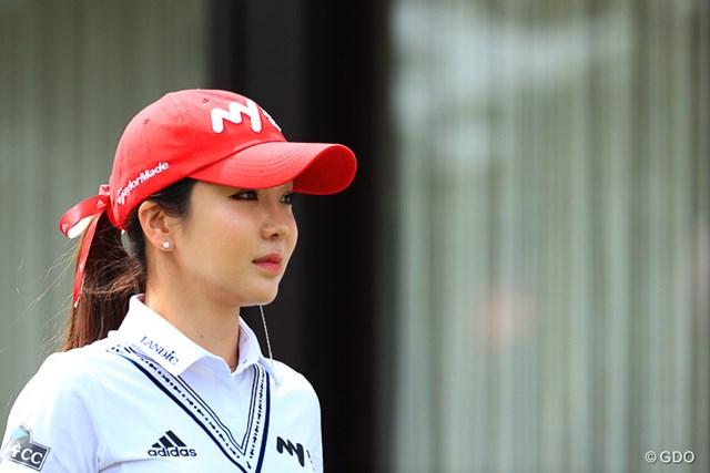 2017年 ワールドレディス選手権 サロンパスカップ 事前 アン・シネ ついに日本デビューを果たす韓国のアン・シネ