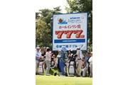 2009年 SANKYOレディースオープン 2日目 16番パー3