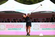 2017年 ワールドレディス選手権 サロンパスカップ 最終日 藤本麻子