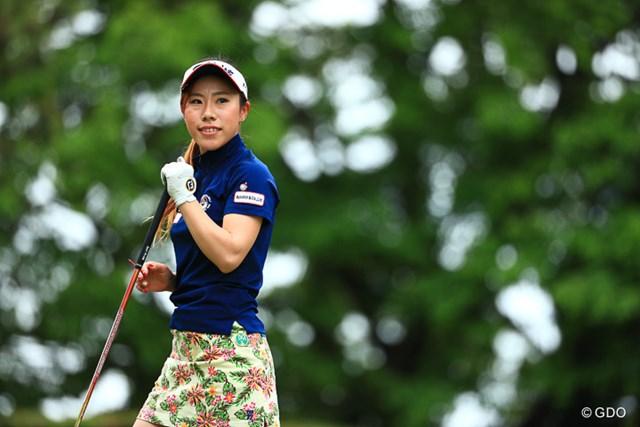 2017年 ワールドレディス選手権 サロンパスカップ 最終日 木村彩子 レギュラーツアーで初のトップ10!木村彩子は次週、下部ステップアップに出場予定