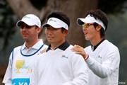 2009年 ザ・プレジデンツカップ3日目 Y.E.ヤン&石川遼