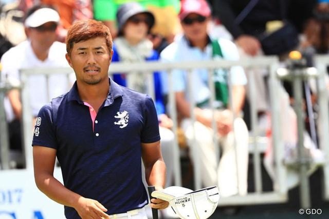 2017年 日本プロ選手権 日清カップヌードル杯 2日目 小平智 6アンダーフィニッシュ。まだまだこれから