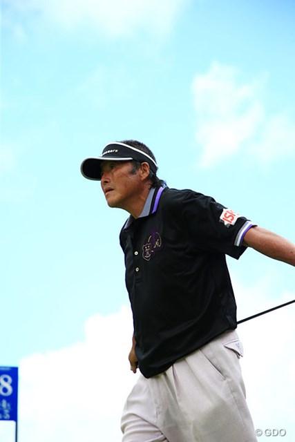 2017年 日本プロ選手権 日清カップヌードル杯 2日目 尾崎将司 2017年の日本プロで歴史的な1ページが・・・と思ったら残念!