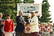 2009年 キヤノンオープン最終日 池田勇太