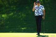 2017年 関西オープンゴルフ選手権競技 初日 デビッド・オー