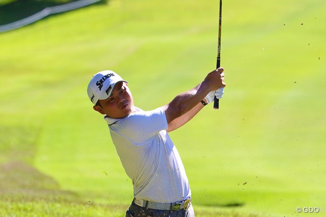 2017年 関西オープンゴルフ選手権競技 初日 北村晃一 本格的にゴルフを始めて10年目。節目のシーズンを戦う北村晃一