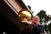 2009年 ザ・プレジデンツカップ最終日 F.カプルス