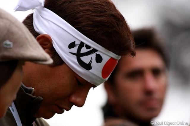 日本人ファンも熱心に応援してくれた。遼くんは勝利したが、残念ながらチームは敗北。ガックリ…