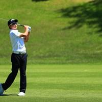 パッと見たら川村選手と間違えそう 2017年 関西オープンゴルフ選手権競技 2日目 小野田享也