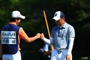 2017年 関西オープンゴルフ選手権競技 3日目 中島徹