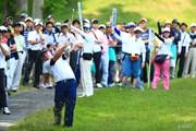 2017年 関西オープンゴルフ選手権競技 最終日 K.バーンズ