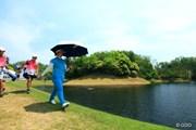 2017年 中京テレビ・ブリヂストンレディスオープン 最終日 川岸史果