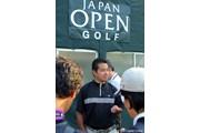 2009年 日本オープンゴルフ選手権競技 初日 日置豊一
