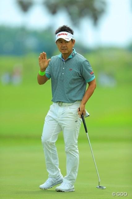 珍しく出入りの激しいゴルフでしたかね。