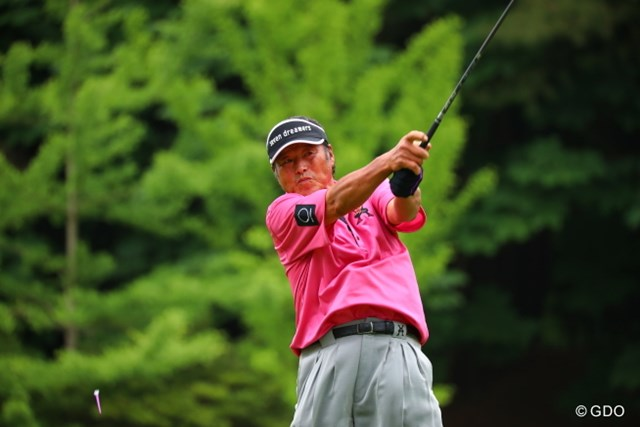 尾崎将司はホールアウト後、宮里藍の引退についてコメントした