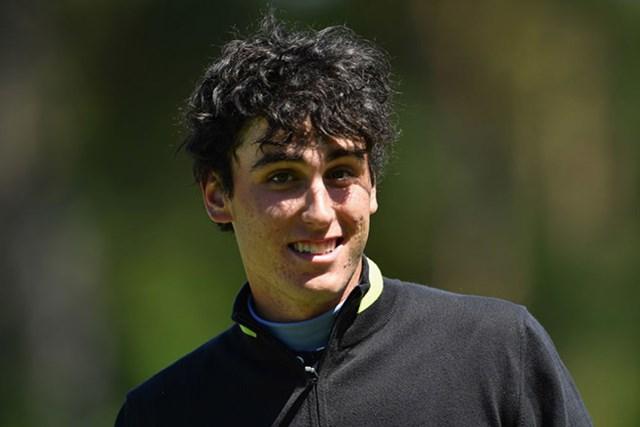 首位発進を決めたパラトーレは母国イタリアで注目の20歳(Stuart FranklinGetty Images)