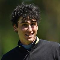 首位発進を決めたパラトーレは母国イタリアで注目の20歳(Stuart FranklinGetty Images) 2017年 ノルデアマスターズ 初日 レナート・パラトーレ