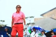 2017年 ヨネックスレディスゴルフトーナメント 初日 表純子
